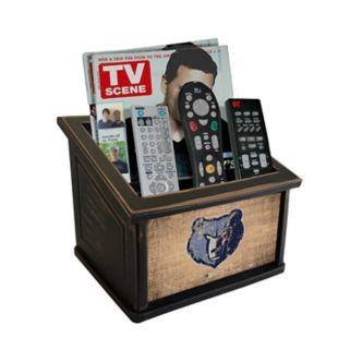 Memphis Grizzlies Media Organizer