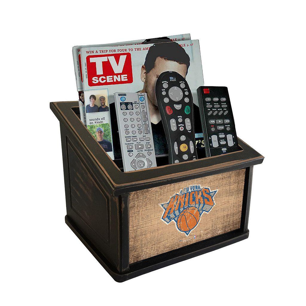 New York Knicks Media Organizer