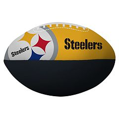 Rawlings Pittsburgh Steelers Big Boy Softee Football