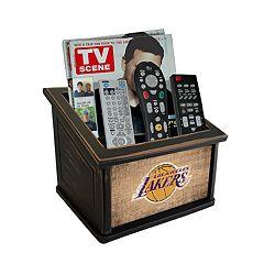 Los Angeles Lakers Media Organizer