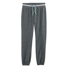Girls 7-16 & Plus Size SO® French Terry Jogger Pants