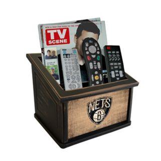 Brooklyn Nets Media Organizer