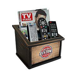 Detroit Pistons Media Organizer