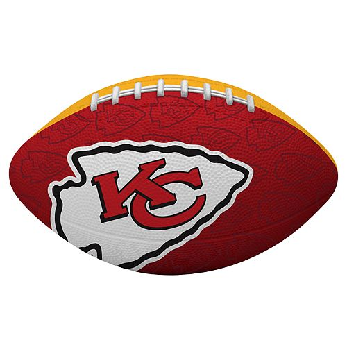 Rawlings Kansas City Chiefs Gridiron Junior Football