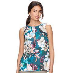 Women's ELLE™ Floral Tank