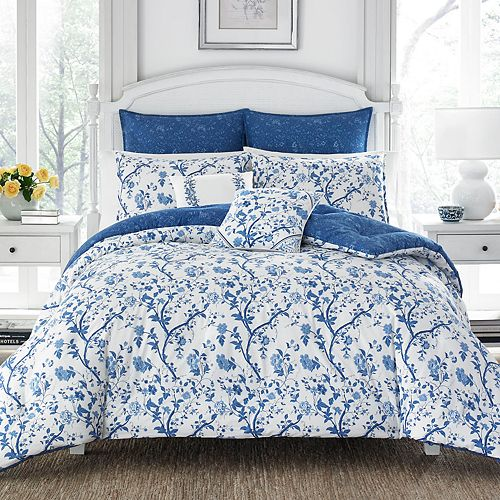 Laura Ashley Lifestyles Elise Comforter Set