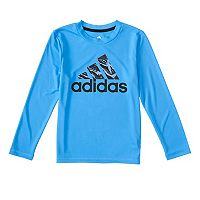 Toddler Boy adidas Abstract Logo Graphic Tee