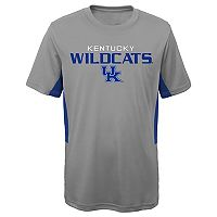 Boys 8-20 Kentucky Wildcats Mainframe Performance Tee