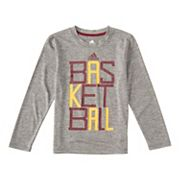 Toddler Boy adidas Basketball Long Sleeve Tee