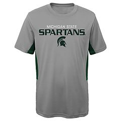 Boys 8-20 Michigan State Spartans Mainframe Performance Tee