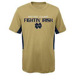 Boys 8-20 Notre Dame Fighting Irish Mainframe Performance Tee