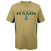 Boys 8-20 Colorado State Rams Mainframe Performance Tee
