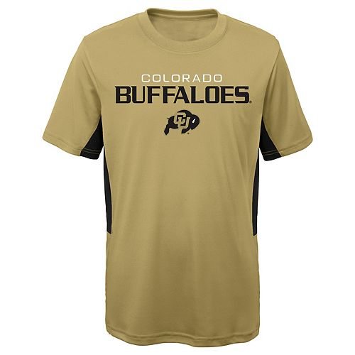 Boys 8-20 Colorado Buffaloes Mainframe Performance Tee