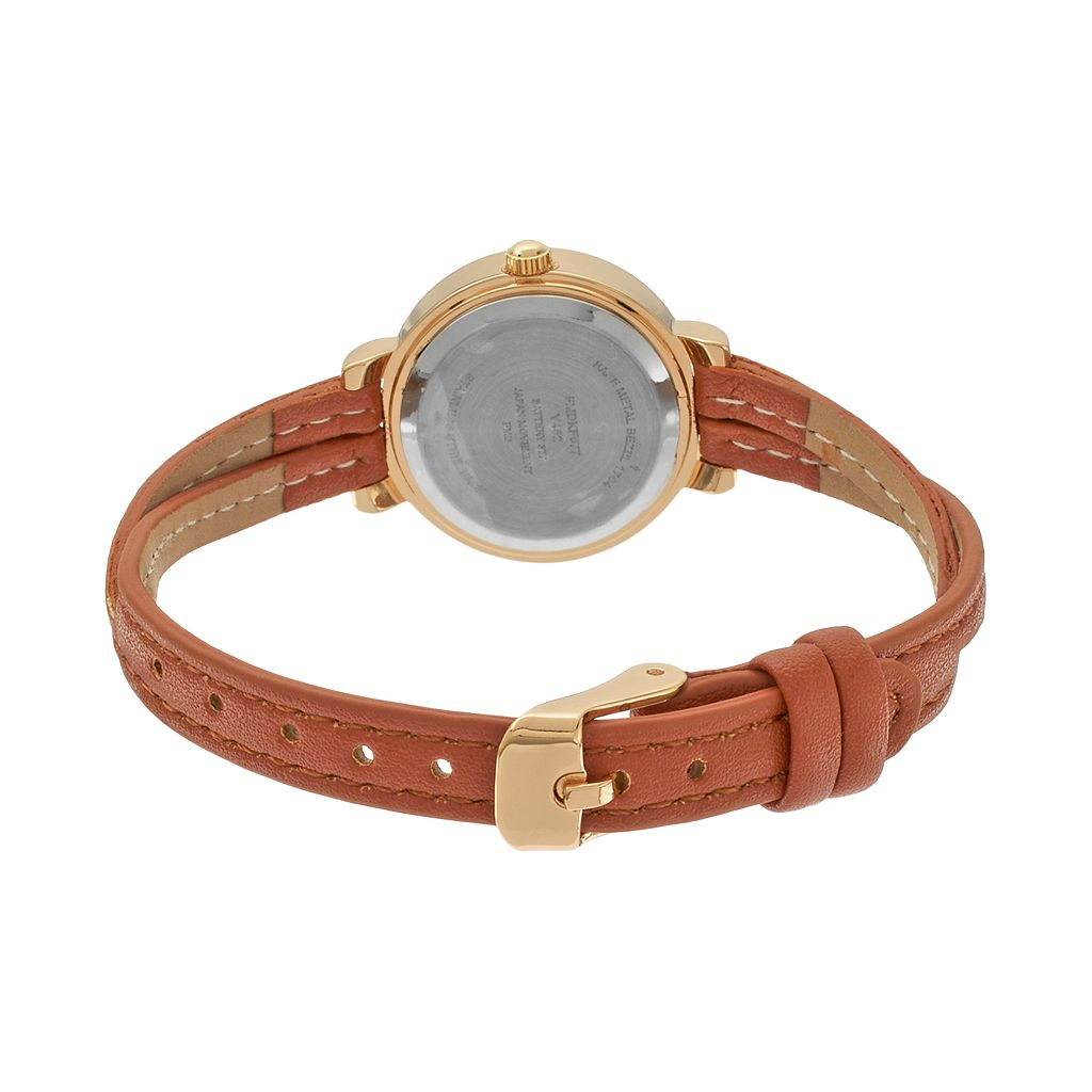 Women's Crystal Split Band Watch