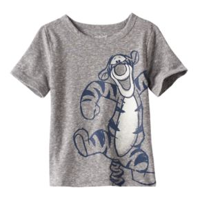 Disney's Winnie The Pooh Tigger Toddler Boy Heathered Tee by Jumping Beans®
