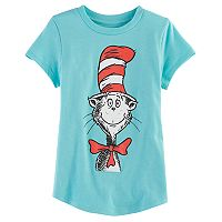 Girls 4-10 Jumping Beans® Dr. Suess The Cat & The Hat Tee