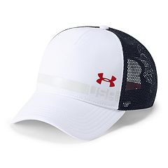 Men's Under Armour Top Step Trucker Snapback Cap