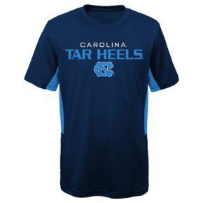 Boys 8-20 North Carolina Tar Heels Mainframe Performance Tee