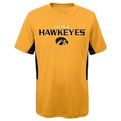 Boys 8-20 Iowa Hawkeyes Mainframe Performance Tee