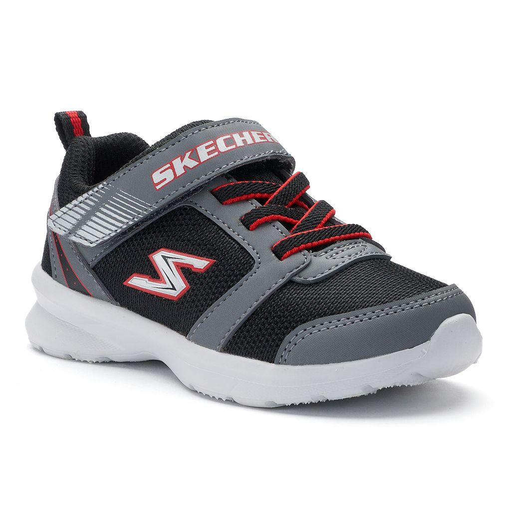 Skechers Skech-Stepz Powerjump Toddler Boys' Sneakers