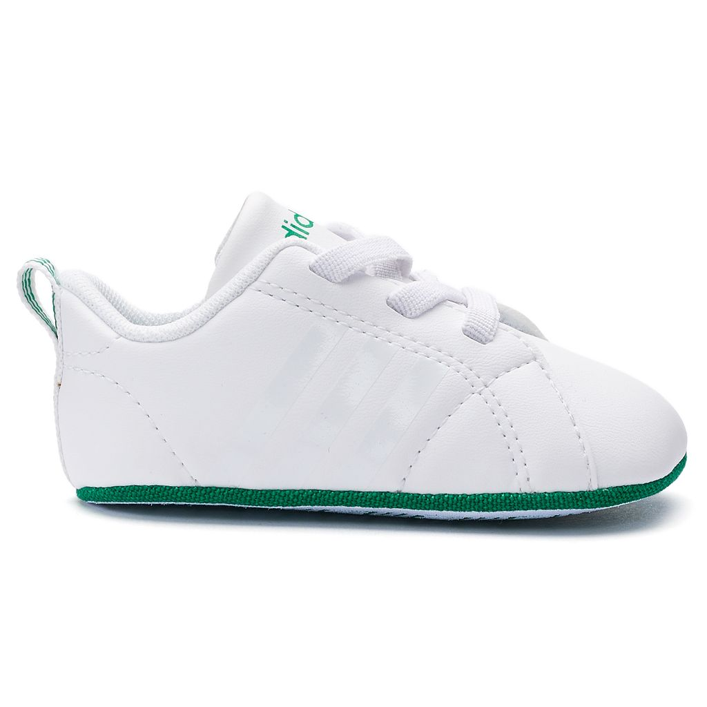 adidas VS Advantage Baby Crib Shoes