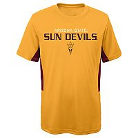 Boys 8-20 Arizona State Sun Devils Mainframe Performance Tee
