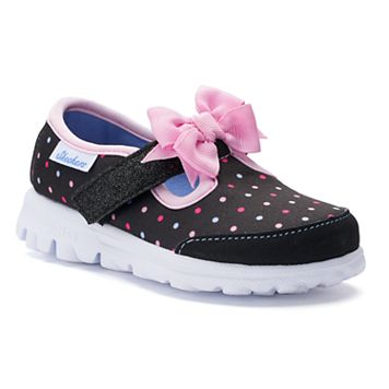 Skechers GOwalk Dotty Dazzle Toddler Girls' Shoes