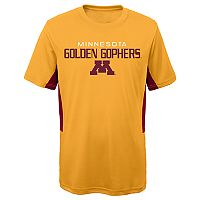 Boys 8-20 Minnesota Golden Gophers Mainframe Performance Tee