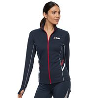 Women's FILA SPORT® Long Sleeve Track Jacket