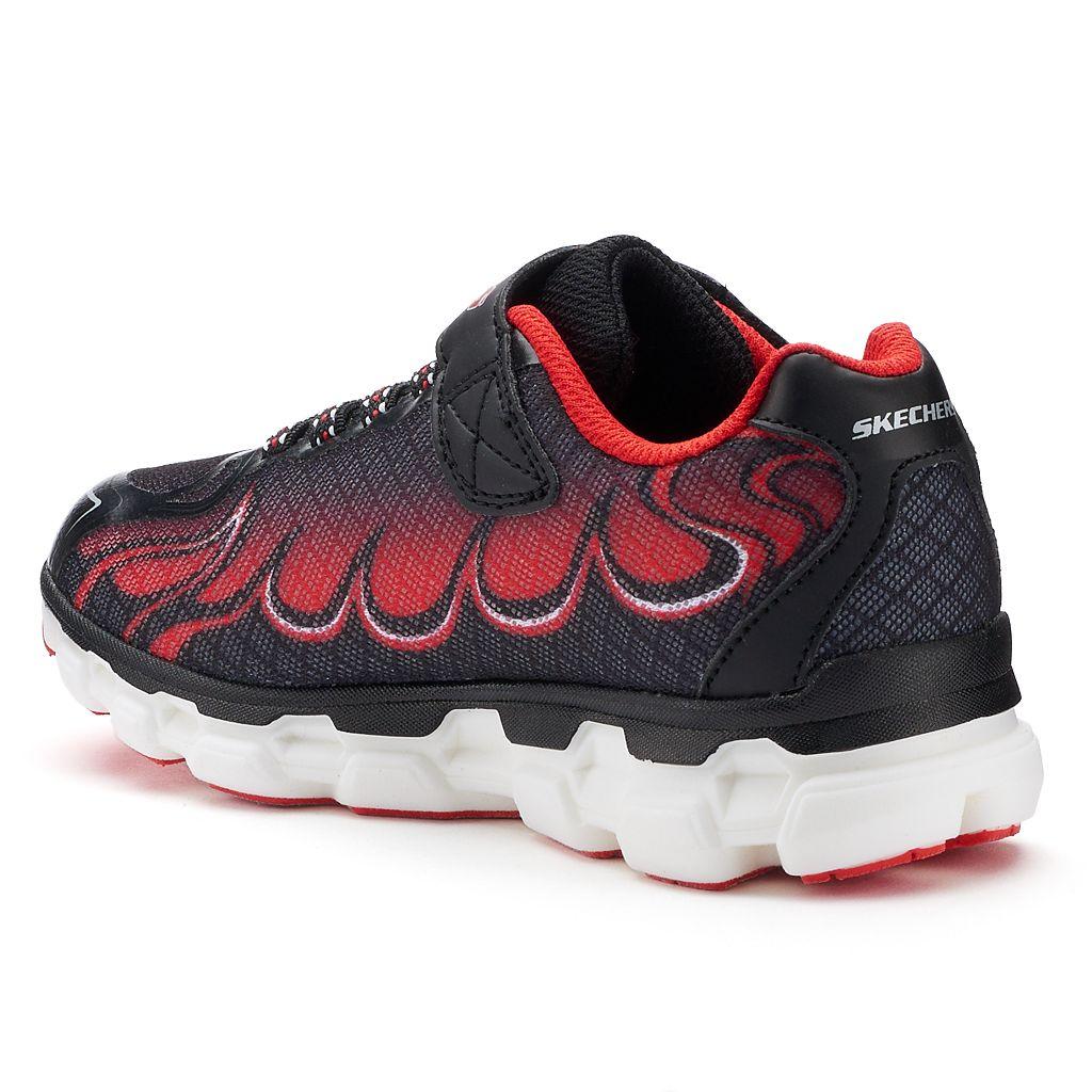 Skechers Skech-Rayz Preschool Boys' Light-Up Shoes