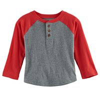 Toddler Boy Jumping Beans® Raglan Softest Tee