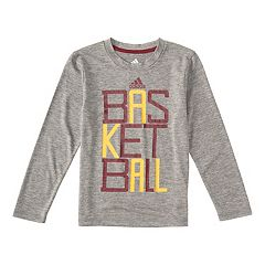 Boys 4-7x adidas Basketball Graphic Tee