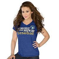 Women's Milwaukee Brewers Alumni Tee