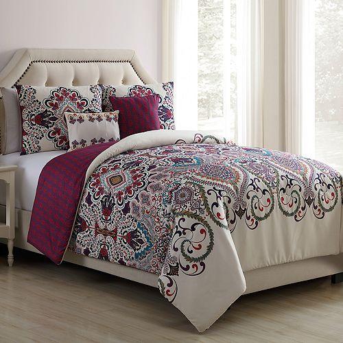 VCNY Amherst Comforter Set