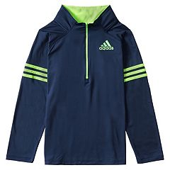 Boys 4-7x adidas 1/4-Zip Pullover Top