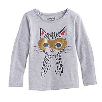Toddler Girl Jumping Beans® Animal Tee