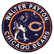 Chicago Bears Walter Payton Wall Decor