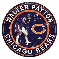 Chicago Bears Walter Payton Wall Decor