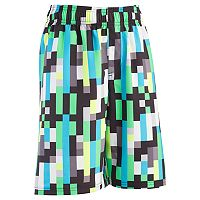 Boys 8-20 Under Armour Pixel Zoom Swim Volley Shorts