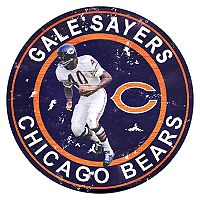 Chicago Bears Gale Sayers Wall Decor