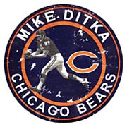 Chicago Bears Mike Ditka Wall Decor