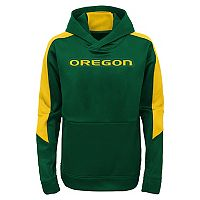 Boys 8-20 Oregon Ducks Hyperlink Pullover Hoodie