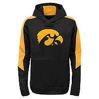 Boys 8-20 Iowa Hawkeyes Hyperlink Pullover Hoodie