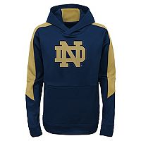 Boys 8-20 Notre Dame Fighting Irish Hyperlink Pullover Hoodie