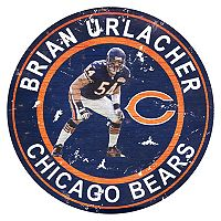 Chicago Bears Brian Urlacher Wall Decor