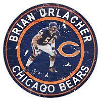 Chicago Bears Brian Urlacher Wall Decor
