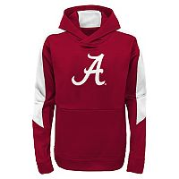 Boys 8-20 Alabama Crimson Tide Hyperlink Pullover Hoodie
