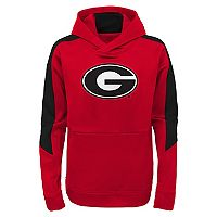 Boys 8-20 Georgia Bulldogs Hyperlink Pullover Hoodie
