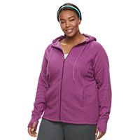 Plus Size Tek Gear® Fleece Hoodie