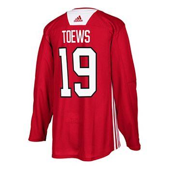 buy online c79ce 3a464 Men's adidas Chicago Blackhawks Jonathan Toews Jersey